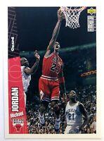 Spanish: 1996 Upper Deck Collector's Choice International Michael Jordan #23