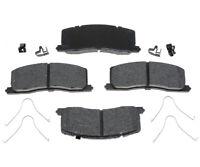 Disc Brake Pad Set-R-Line; Ceramic Rear Raybestos fits 91-97 Toyota Previa