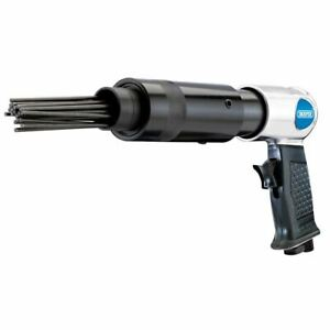 "Draper 84131 Air Needle Scaler Descaler Tool Rust Paint 1/4"" BSP"