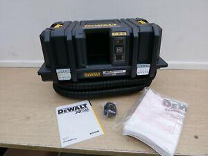 DEWALT DCV586 FLEXVOLT 54V M CLASS WET OR DRY DUST EXTRACTOR BARE UNIT