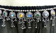 Belly Dance Wrap Jewelry Kuchi Ats Hot Nw Boho Fashion Sari Tribal Festival Belt
