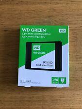 Western Digital WD Green 120GB Internal SSD Hard Disk