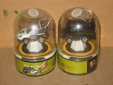 RARE BENSU remote control RC car truck LOT OF 2 UPS brown Micro Vintage Toy