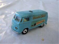 corgi toys,combi,chocolat tobler,volkswagen