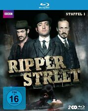 RIPPER STREET-STAFFEL 1 (MACFAYDEN/FLYNN/ROTHENBERG) 2 BLU-RAY NEW