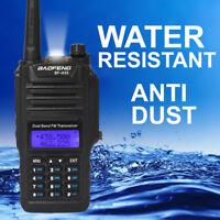 Baofeng BF-A58 Two Way Radio Walkie Talkie Waterproof VHF UHF 136-174/ 400-520MH