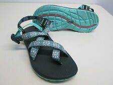 NWOB Chaco Cloud Yampa Z2 Sport Sandals Aqua sz 11 42 Performance Footwear New