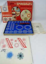 Kenner's Spirograph No 401 Original 1967 Set Used with Extras