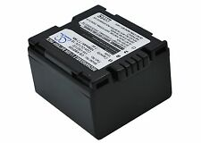 Li-ion Battery for Panasonic NV-GS50 NV-GS10EG NV-GS75B VDR-D250 PV-GS35 NV-GS25