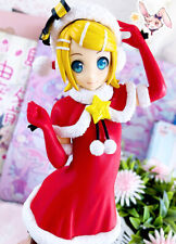 Vocaloid Kagamine Rin Weihnachtsmann Figur Project DIVA Anime Manga Japan + OVP