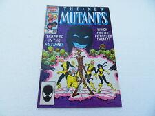 New Mutants 49 .Marvel 1987- FN / VF