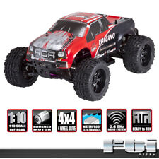 Redcat Racing Volcano EPX 1:10 RED Electric RTR Remote Control RC Monster Truck
