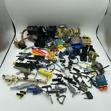 VINTAGE GI JOE LOT OF ORIGINAL ACCESSORIES WEAPONS Mattel HASBRO 90'S