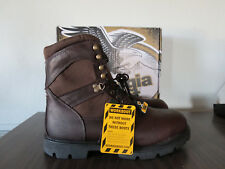 NEW Georgia Boot G110 boots mens 13 W Steel Toe Lacer Work Boot Homeland boots