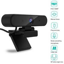 HD1080P Webcam Kamera USB 2.0 Mit Mikrofon für Computer PC Laptop Notebook