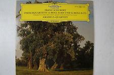 Schubert coup d'Quartette D 804 D 173 Amadeus Quartet 42
