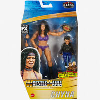 WWE Mattel Chyna Wrestlemania 37 Elite Series Figure