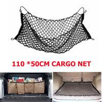 Car Trunk Rear Cargo Organizer Storage Luggage Elastic Mesh Net Pouch String Net