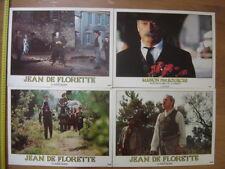 JEAN DE FLORETTE Yves Montand G Depardieu Lot GRANDES photo cinema lobby card