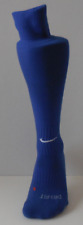 Nike Classic III Cushioned Soccer Socks Royal/White Youth Size Small 3-5Y
