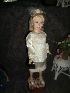 "TONNER EFFENBEE MOTHER OF BRIDE SUIT-18""/19"" DOLLS-DOLLY,KITTY,CISSY,REVLON,ETC"