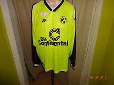 Borussia Dortmund Original Nike Langarm Deutscher Meister Trikot 1995/96 Gr.XXL