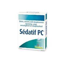 SEDATIF PC BOIRON*40 TABS HOMEOPATHIC RELIEF-ANXIETY,MILD SLEEP DISORDER,STRESS