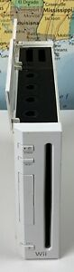 SHIPS SAME DAY Nintendo Wii Console System Only White GameCube Compatible TESTED