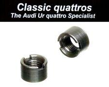 STRUT TOP MOUNT THREADED RING NUT AUDI UR QUATTRO TURBO COUPE/80/90/COUPE