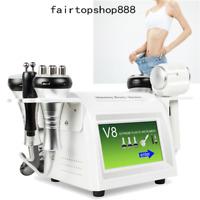 8in1 40K Cavitation Vacuum Multipolar RF Hot&Cold Hammmer Slimming Beauty Tool