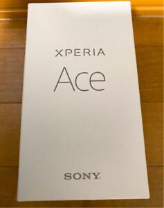 SONY XPERIA Ace Compact Android Phone Black J3173 Unlock Japan Only Released