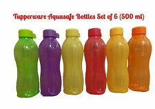 Tupperware Aquasafe Eco Water Bottle 500ml FREE SHIPPING - Upto 20% Discount