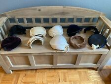 Lot of 10 Vintage Women's Hats from 40s & 50s sold by Emporium of Sf