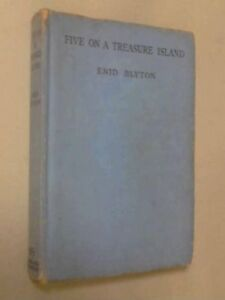 Five on a Treasure Island (The Famous Five Series I) By Enid Blyton