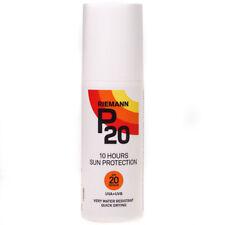 Riemann P20 SPF20 100ml Once A Day Sun Cream Sunscreen Lotion