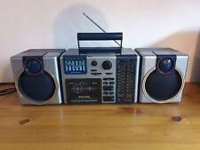 1986 Philips Sound Machine D 8354 retro vintage boombox, fully working order