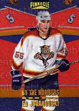 1996-97 Pinnacle By The Numbers Premium #4 Ed Jovanovski