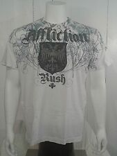 Affliction t-shirt Georges St- Pierre Rush Signature Series, MMA, UCF, Large, L