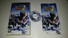 * Sony Playstation PSP Game * MONSTER HUNTER FREEDOM 2 *