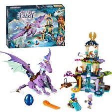 ✅NEW Elves 41178 The Dragon Sanctuary Building Kit 591 Pcs DIY Educational Toys