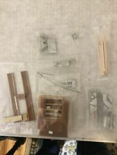 O scale Berkshire Valley 1940s Service Station Interior kit  #819   MINT