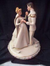 Lenox Disney 'Cinderella's Wedding Day' Cake Topper Figurine