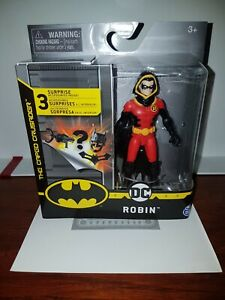DC The Caped Crusader Robin Action Figure Creature Chaos