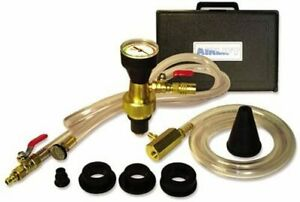 UView 550000 Airlift Cooling System Leak Checker + Airlock Purge Tool Kit NEW