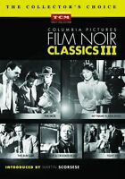 Columbia Pictures Film Noir Classics III   - Region Free DVD - Sealed