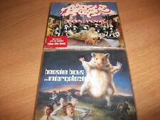 Beastie Boys Intergalactic and Body Movin' CD Singles GRAND ROYAL 1998