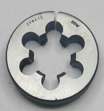 """HEADSTOCK NOSE THREAD DIE TO FIT MYFORD 1-1/8"""" X 12 BSW"""