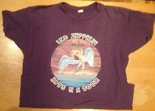 Led Zeppelin Vintage 1975 Tee Shirt