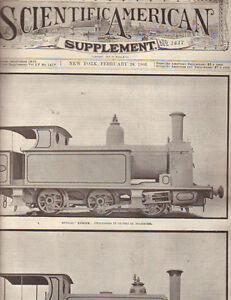 1903 Scientific American Supp February 28-China ceramic art; Italian endurance