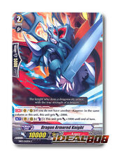 Cardfight Vanguard  x 4 Dragon Armored Knight - EB03/042EN - C Mint